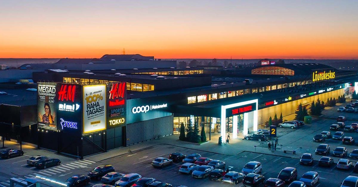 eb21e34b7c7 Lõunakeskus | Shopping in Tartu | Astri.ee