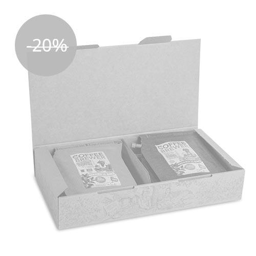 8. Suurepärane kingiidee kohvi gurmaanidele: Mahekohvi kinkekarp