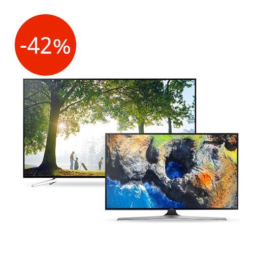 Televiisorid kuni -42%
