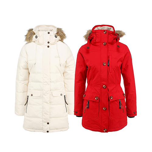 Жнские куртки