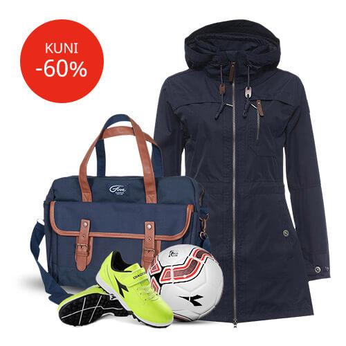 Sportplus: Kogu spordikaup 40-60% soodsam