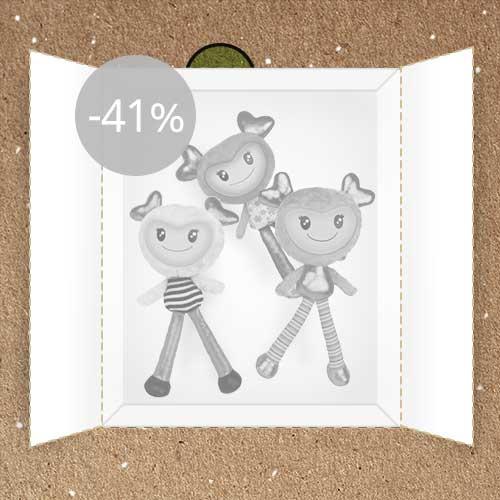Lõppenud: JUKU: Laluna interaktiivne nukk – 41%
