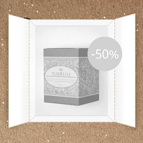 TurBliss: Bioaktiivne näomask -50%