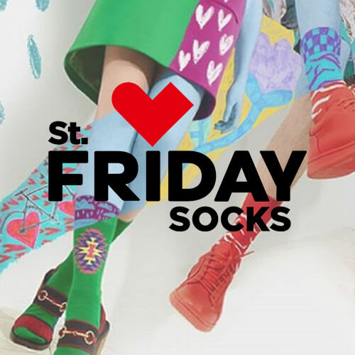 St.Friday Socks